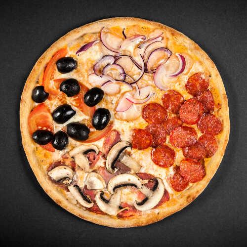 Піца 4 сезони доставка Піца, замовити Піца