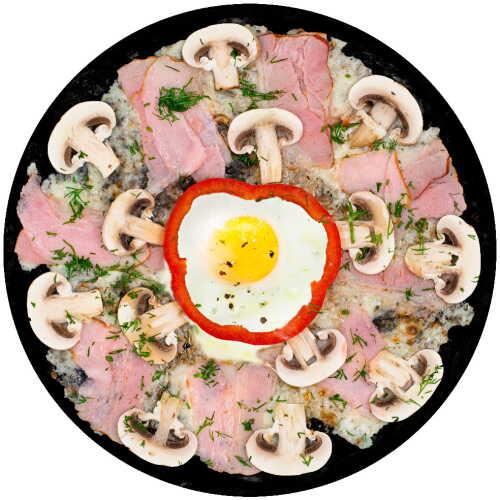 Піца Карбонара